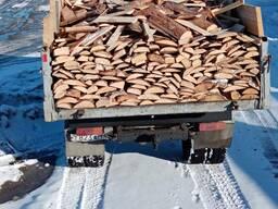 Горбыль резаный на дрова