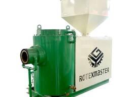 Горелка на биомассе с энергосберегающей отопительной системой котла 200000-3600000 ккал
