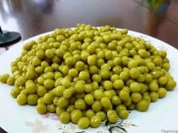 Горошек зелёный консервированнный