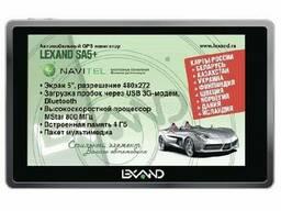"GPS-Навигатор 5"" Lexand SA5+ Навител"