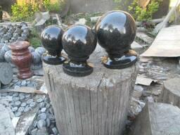 Гранитные шары