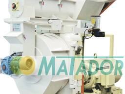 Гранулятор / Pellet mill (для древесных гранул)