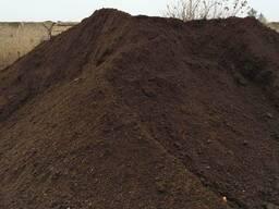 Чернозем грунт плодородный