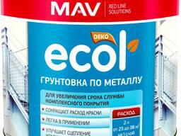 Грунтовка Ecol по металлу (ГФ-021)