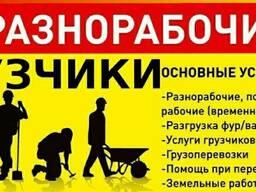 Грузчики, Грузоперевозки Могилев
