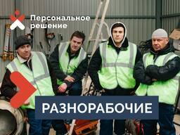 Грузчики, разнорабочие, подсобные рабочие.