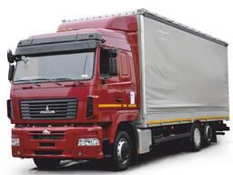 Грузоперевозка, МАЗ 631019-420, 14 тонн