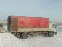 Грузоперевозки 3,4,5,10,20 тонн