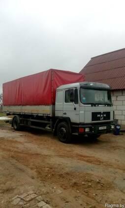 Грузоперевозки 3,4,5,10,20 тонн по РБ