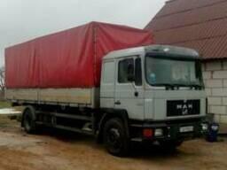 Грузоперевозки 3, 4, 5, 10 тонн по РБ