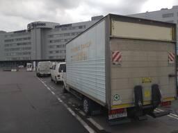 Доставка грузов из таможни, СВХ и аэропорта