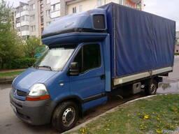 Грузоперевозки по РБ и в РФ, грузовое такси