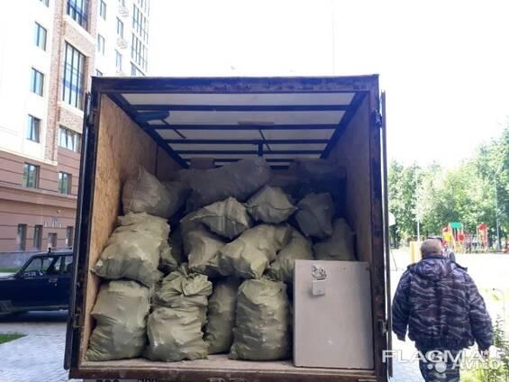 Грузоперевозки , грузчики, Вывоз строительного мусора
