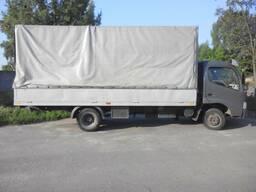 Мебельный фургон 5 м плюс возможна погрузка /выгрузка