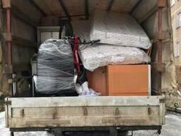 Грузоперевозки грузчики вывоз мусора переезды Витебск - фото 2