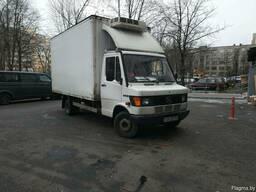 Грузоперевозки грузовыми авто-рефрижераторами