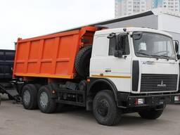 Грузоперевозки, МАЗ 20 тонн