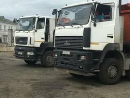 Грузоперевозки насыпных грузов