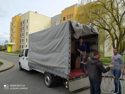 Грузоперевозки по Березе району области РБ