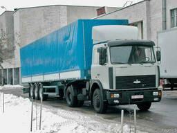 Грузоперевозки по Гомелю и РБ до 20 тонн