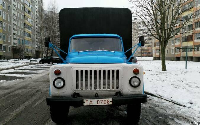 Грузоперевозки по Могилёву, Могилёвской области, Беларуси