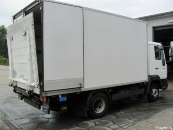 Грузоперевозки по РБ, рефрижераторы до 5 тонн (2 камеры)
