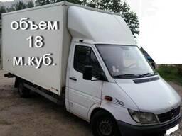 Грузоперевозки по Витебску, РБ, РФ. Грузчики. Низкие цены.