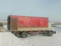 Грузоперевозки РБ тенты, изотермы, меб. фургоны до 10 тонн