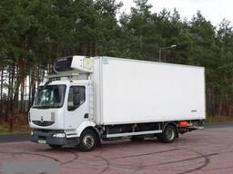 Грузоперевозки рефрижератором до 8 тонн, РБ, РФ. Гидроборт.