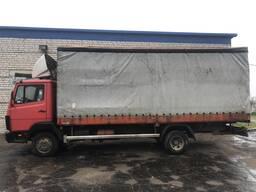 Грузоперевозки Тент, Борт, до 5 тонн