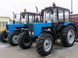 Грузоперевозки трактором МТЗ-82
