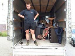 Грузоперевозки Витебск услуги грузчиков вывоз мусора переезд - фото 7
