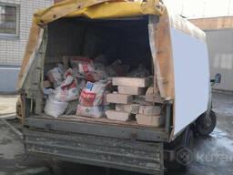 Вывоз строй мусора, вывоз мебели, ( грузчики)