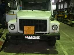 Грузовой Цистерна, ГАЗ 3309 АТЗ 36135-011