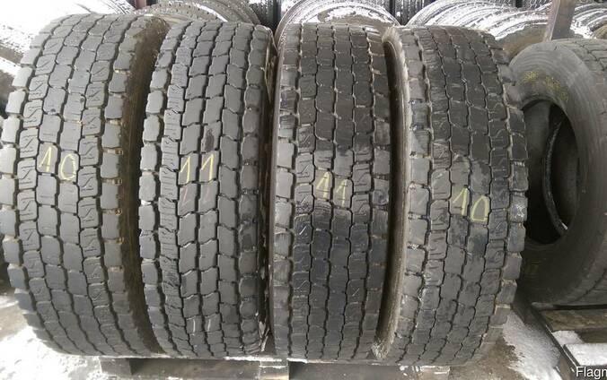 Грузовые шины б/у 315/60 R22.5