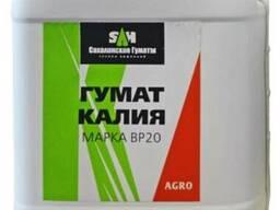"""Органо-минеральный комплекс Гумат калия ''Сахалинский"""""""