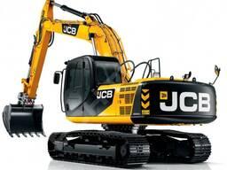 Гусеничный экскаватор JCB JS 220
