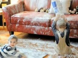 Химчистка мебели и ковров скидка 25%!