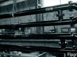 Химическая промывка технологического оборудования