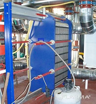 Химическая промывка теплообменников и радиаторов отопления