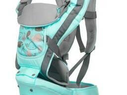 Хипсит-кенгуру Aiebao 3в1, рюкзак-кенгуру для переноски малыша