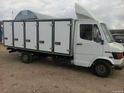Хлебник-фургон