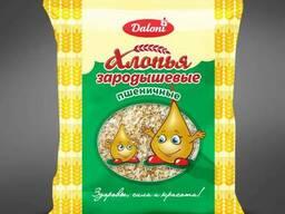 Хлопья зародышевые пшеничные (0,250 кг)