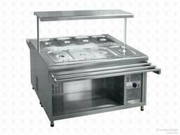 Холодильный стол для салатов Abat ПВВ(Н)-140СМ-01