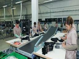 Упаковка и переупаковка продукции, маркировка, стикерование