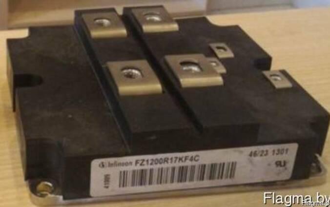 IGPT модуль FZ1200R17KF4C продажа в Минске