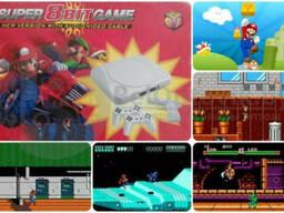 Игровая приставка Super 8 bit GAME модель TY-368, TY-168, TY-168 GMA, Dendi (Денди. ..