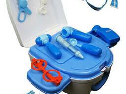 Игровой набор Профессия с аксессуарами в рюкзаке (рюкзак - трансформер) Доктор