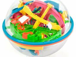 Игрушка-головоломка детская «ШАР-Лабиринт»
