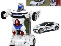 Игрушка Робот-трансформер Robot Car BMW